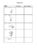 ASL Classifier Packet