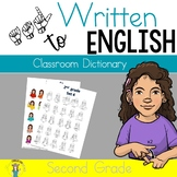 ASL Classroom Dictionary Set Four
