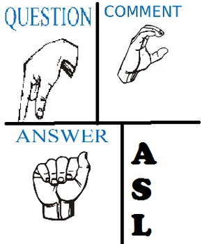 ASL- Classroom management signs 2