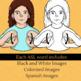 ASL Clip Art Set - Grab Bag #3 (Commercial Use License)
