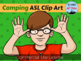 ASL Clip Art Set - Mystery Theme - June 2017 (Commercial Use License)
