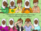 Camping ASL American Sign Language Clip Art Set - Commercial Use License