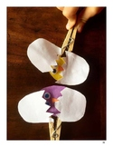 ASL Clothespin Egg Craft & Yes/No Assessment