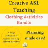 ASL Clothing Bundle