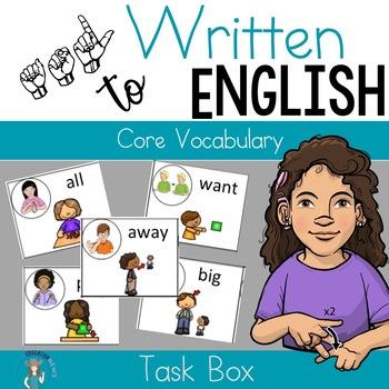 ASL Core Vocabulary