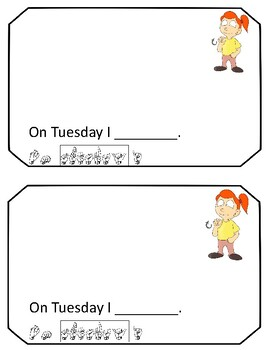 American Sign Language (ASL) ~Days of the Week