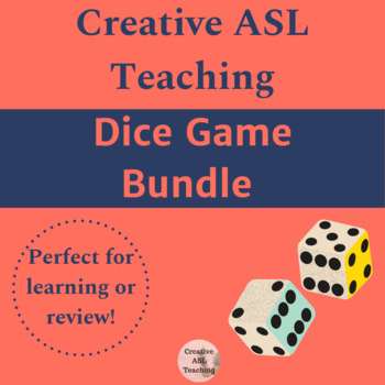 ASL Dice Games Bundle