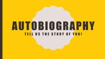 ASL I Expressive Autobiography Assignment:  Rubric