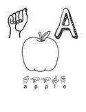 ASL Fingerspelling A to Z