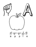 ASL Fingerspelling A to Z