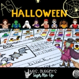 ASL Halloween