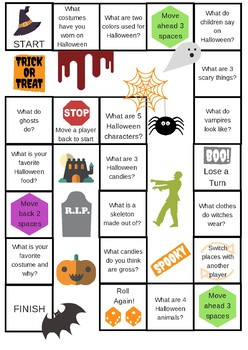 ASL Halloween Board Game
