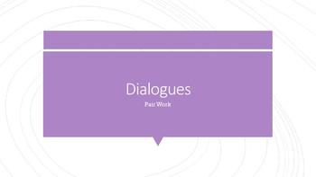 ASL I Basic Dialogues