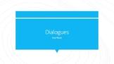 ASL I Dialogues II