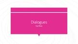 ASL I Dialogues III