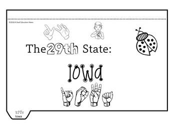 ASL Iowa State Flipbook