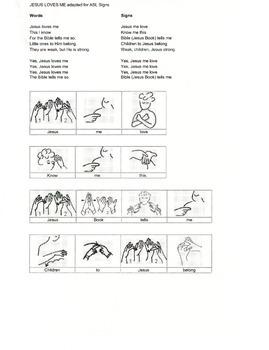 Faith, Hope & Lovebugs: SIGN LANGUAGE CLASS  |Asl Spelling Jesus
