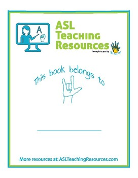 Bathroom Sign In Book asl lesson plan book 6 bathroom, sign languageasl teaching