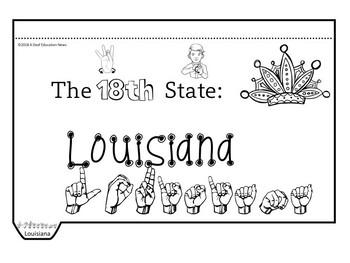 ASL Louisiana State FLipbook