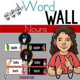 ASL: Nouns Word Wall