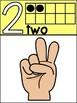 ASL Number Posters