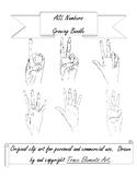 ASL Numbers Growing Bundle (CU OK)