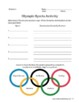 ASL  Olympic Thematic Unit - American Sign Language Lesson