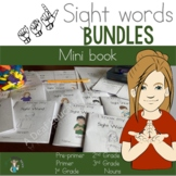 ASL Sight Word Mini Books Bundle