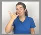 ASL Sign Language Version of Beautiful Rainbow World by DARIA