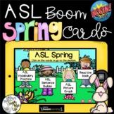 ASL Spring Boom Cards