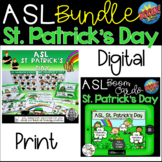 ASL St. Patrick's Day Bundle