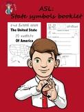 ASL: State Symbols booklet