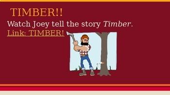 ASL Storytelling: Timber!