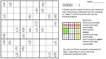 Create your own #sudoku! It is very easy. If you want an easy ...