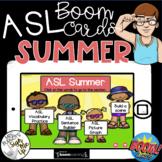 ASL Summer Boom Cards
