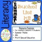 ASL Summer Bucket List Kit