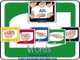 ASL UNO- Set 1