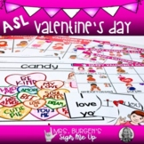 ASL Valentine's Day