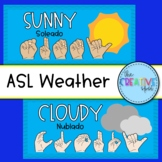 ASL Weather Calendar