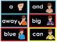 ASL Word Wall- Pre-primer list