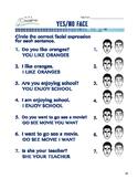 ASL Yes/No Face & CODA Lesson