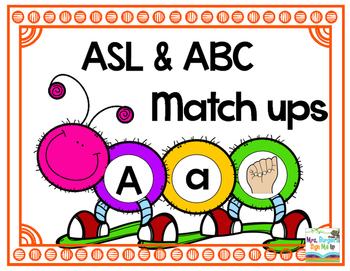 ASL and ABC Match-Ups