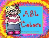 ASL colors-Sign Language