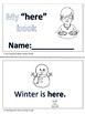 """ASL """"here"""" mini book"""