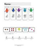 ASL numbers 1-5