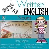 ASL to Written English- Nouns