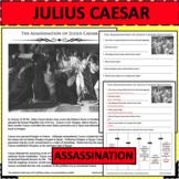 ASSASSINATION OF JULIUS CAESAR Differentiated Activity