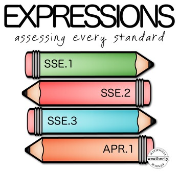 EXPRESSIONS TEST PREP