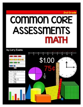 Common Core Math 2nd Grade Assessments