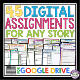 DIGITAL PAPERLESS ASSIGNMENTS FOR ANY READING - GOOGLE DRI